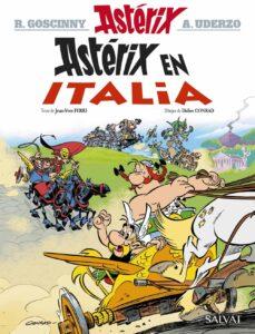 asterix en italia-rene goscinny-9788469620380