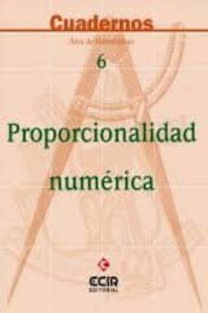 Canapacampana.it Cuadernos De Matematicas 6 Proporcionalidad Numerica Eso Image