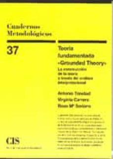 Permacultivo.es Teoria Fundamentada Grounded Theory: La Construccion De La Teoria A Traves Del Analisis Interpretacional Image
