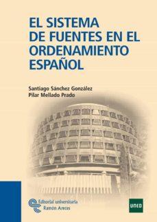 Valentifaineros20015.es El Sistema De Fuentes En El Ordenamiento Español Image