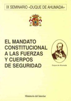 Valentifaineros20015.es El Mandato Constitucional A Las Fuerzas Y Cuerpos De Seguridad De L Estado Image