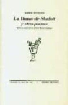 Officinefritz.it La Dama De Shalott: Y Otros Poemas Image