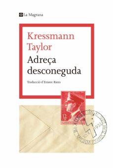 Descargar libros electrónicos en pdf google books ADREÇA DESCONEGUDA 9788482649580