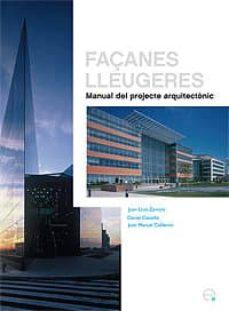 Cdaea.es Façanes Lleugeres: Manual Del Projecte Arquitectonic Image