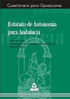 Inmaswan.es Cuestionario Del Estatuto De Autonomia De Andalucia Image