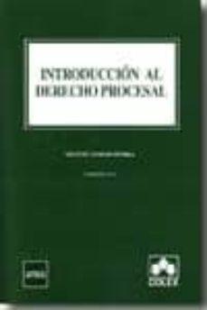 Treninodellesaline.it Introduccion Al Derecho Procesal (6ª Ed.) Image