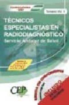 Trailab.it Oposiciones Tecnicos Especialistas En Radiodiagnostico. Servicio Andaluz De Salud (Sas) Image