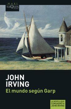 Descarga gratuita de libros de kindle EL MUNDO SEGUN GARP in Spanish de JOHN IRVING