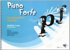 gida piano forte m.5 urte  ed 2012-9788483946480