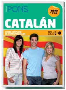 Chapultepecuno.mx Curso Pons Catalan (1 Libro + 2 Cd Audiomp3) Image