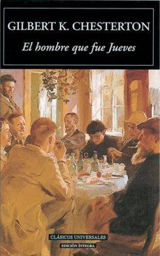 el hombre que fue jueves (3ª ed.)-g.k. chesterton-9788489163980