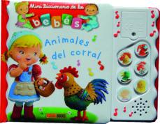 Cdaea.es Animales Del Corral (Mini Diccionario De Los Bebes Sonoros) Image