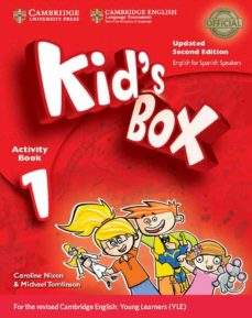 Descargar KID S BOX ESS 1 2ED UPDATED WB/CD ROM gratis pdf - leer online