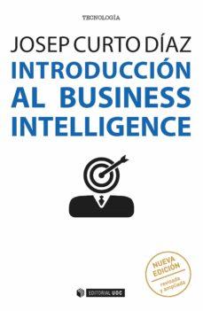 Descargar INTRODUCCION AL BUSINES INTELLIGENCE gratis pdf - leer online