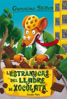Javiercoterillo.es L Estrany Cas Del Lladre De Xocolata Image