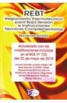 Carreracentenariometro.es Rbt Reglamento Electrotecnico Para Baja Tension E Instrucciones T Ecnicas Complementarias (Real Decreto 842/2002) Image