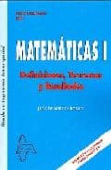 Inmaswan.es Matematicas I: Definiciones Teoremas Y Resultados Grado Ingenieri Eria Aeroespacial Image