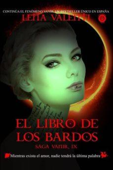 el libro de los bardos (saga vanir ix)-lena valenti-9788494199080