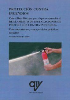 Descargar PROTECCION CONTRA INCENDIOS gratis pdf - leer online