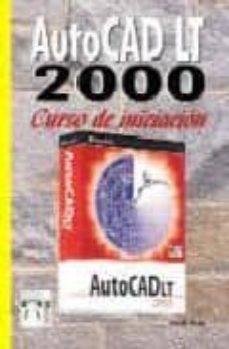 Javiercoterillo.es Autocad Lt 2000, Curso De Iniciacion Image