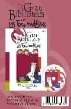 Srazceskychbohemu.cz Las Tres Mellizas Y Gutenberg (Dvd) (Edicion En Catalan, Castella No E Ingles) Image
