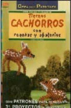 tiernos cachorros con cuentas y abalorios-ingrid moras-9788495873880