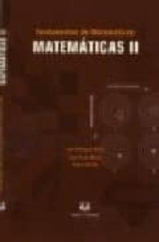 Geekmag.es Fundamentos De Matematicas: Matematicas Ii; Ejercicios Resueltos De Matematicas Ii (2 Vols.) Image