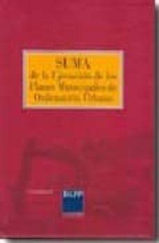 SUMA DE LA EJECUCION DE LOS PLANES MUNICIPALES DE ORDENACION URBA NA - VV.AA. | Triangledh.org