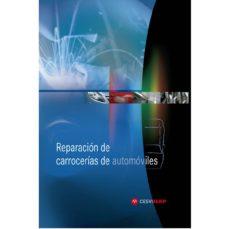 reparacion de carrocerias de automoviles-9788497012980