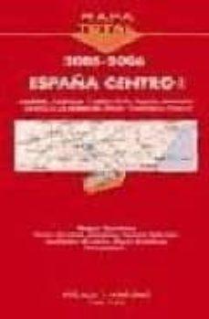 Mrnice.mx Mapa De Carreteras Centro I 2005-2006 (1:400000) (Mapa Total) Image