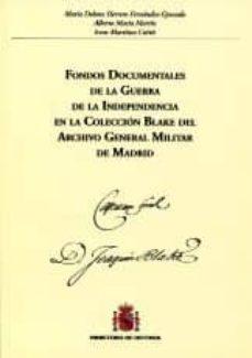 Inmaswan.es Fondos Documentales De La Guerra De La Independencia En La Colecc Ion Blake Del Archivo General Militar De Madrid Image