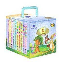 Titantitan.mx Winnie The Pooh (10 Libros Y 1 Cd) Image