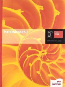 Inciertagloria.es Matemàtiques 2 (Ll+cd+ Solucionari) Image