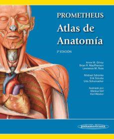 Descargar google books online PROMETHEUS. ATLAS DE ANATOMIA (2ª ED) (Spanish Edition) 9788498357080 de ANNE M. GILROY, BRIAN R. MACPHERSON, LAWRENCE M. ROSS