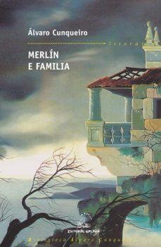 merlín e familia (ebook)-alvaro cunqueiro-9788498658880