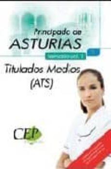 Bressoamisuradi.it Temarios Oposiciones Titulados Medios (Ats) Del Principados De As Turias (Vol.i) Image