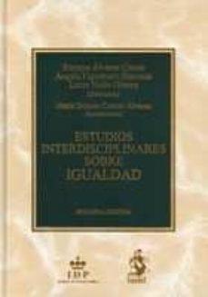 estudios interdisciplinares-antonio fernandez de bujan-9788498901580
