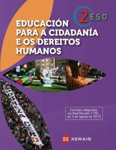 Lofficielhommes.es Educación Para A Cidadanía E Os Dereitos Humanos 2º Eso (2012) Galicia Image