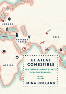 el atlas comestible (ebook)-mina holland-9788499188980