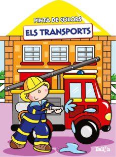 Mrnice.mx Els Transports (Pinta De Colors - Llibres Caseta) Image