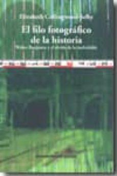 Encuentroelemadrid.es El Filo Fotografico De La Historia: Walter Benjamin Y El Olvido D E Lo Inolvidable Image