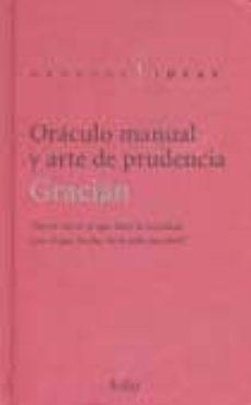 Inmaswan.es Oraculo Manual Y Arte De La Prudencia Image