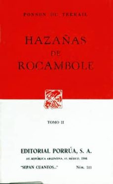 Vinisenzatrucco.it Hazañas De Rocambole (T. 2) Image