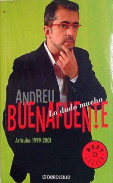 Inmaswan.es Lo Dudo Mucho. Artículos 1999-2001. Image
