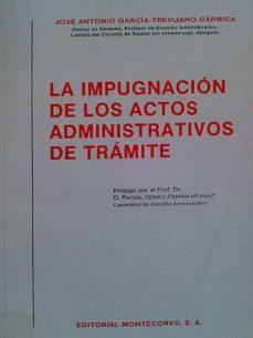 Bressoamisuradi.it La Impugnación De Los Actos Administrativos De Trámite Image
