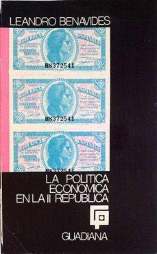 Chapultepecuno.mx La Política Económica En La Ii República Image