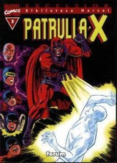 Garumclubgourmet.es Patrulla-x Nº 3 (Biblioteca Marvel) Image