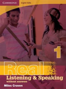 real listening and speaking without answers (nivel 1)-9780521701990
