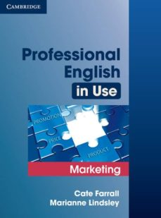 Descargar PROFESSIONAL ENGLISH IN USE. MARKETING gratis pdf - leer online