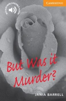Ebooks descargables para encender BUT WAS IT MURDER?: LEVEL 4 9780521783590 de JANIA BARRELL en español